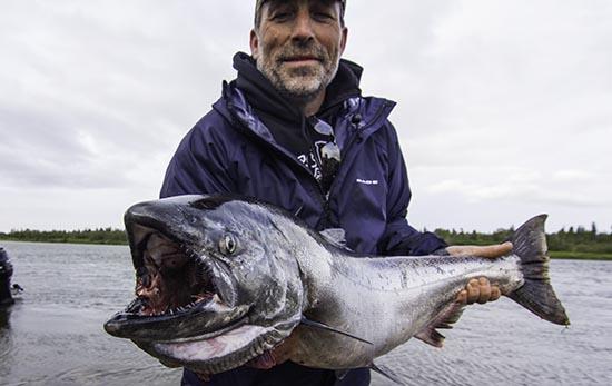 nushagak river salmon